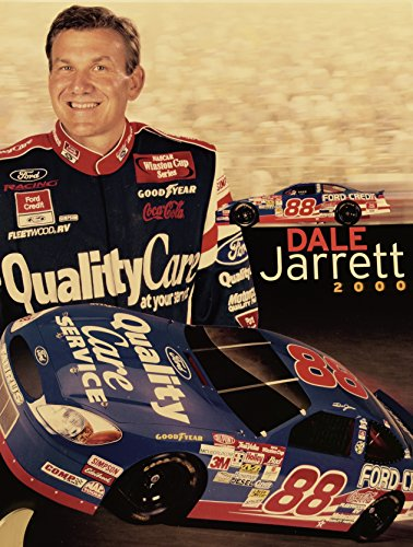 Dale Jarrett 2000 - Hero Card - NASCAR - Ford Quality Care