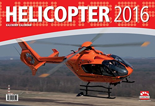 Helicopter - Hubschrauber Kalender 2016
