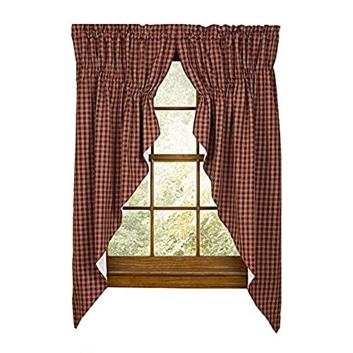Primitive Curtains for Living Room: Amazon.com