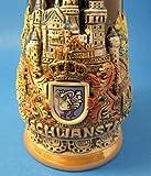Neuschwanstein Castle German Beer Stein
