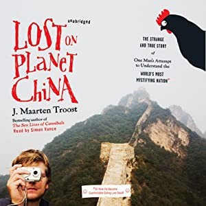 Lost on Planet China Hörbuch