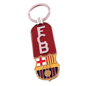 FC Barcelona F.C. - Llavero con Escudo del FC Barcelona ...