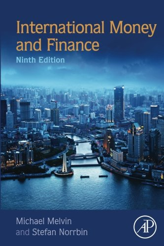 International Money And Finance  Ninth Edition