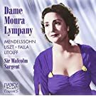 Dame Moura Lympany - Tribute to a Piano Legend