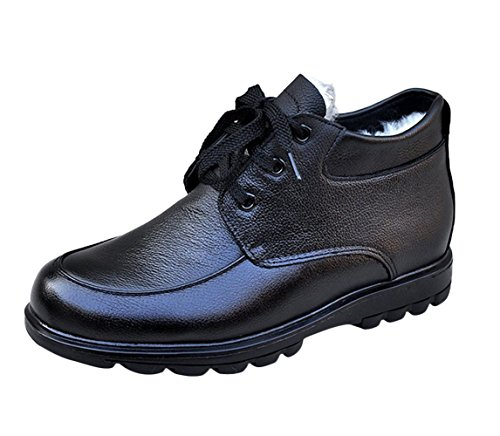Men's Weather Shoes Oxford Cold Liveinu 39 vwFUy