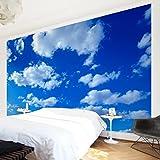 Non-woven Wallpaper - Clouds sky - Mural Wide wallpaper wall mural photo feature wall-art wallpaper murals bedroom living room