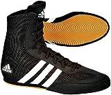 ADIDAS Box Hog Boxing Boots - Black (8 UK)
