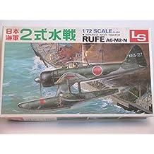 """LS Models """"Japanese WW II Rufe A6"""" Plastic Model Kit"""