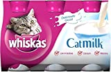 Whiskas Cat Milk (3x200ml) - Pack of 6