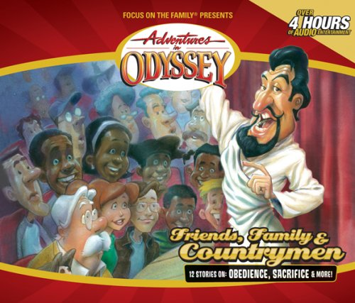 Adventures in Odyssey: Friends, Family and Countrymen (39)