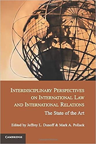 Interdisciplinary Perspectives on International Law and