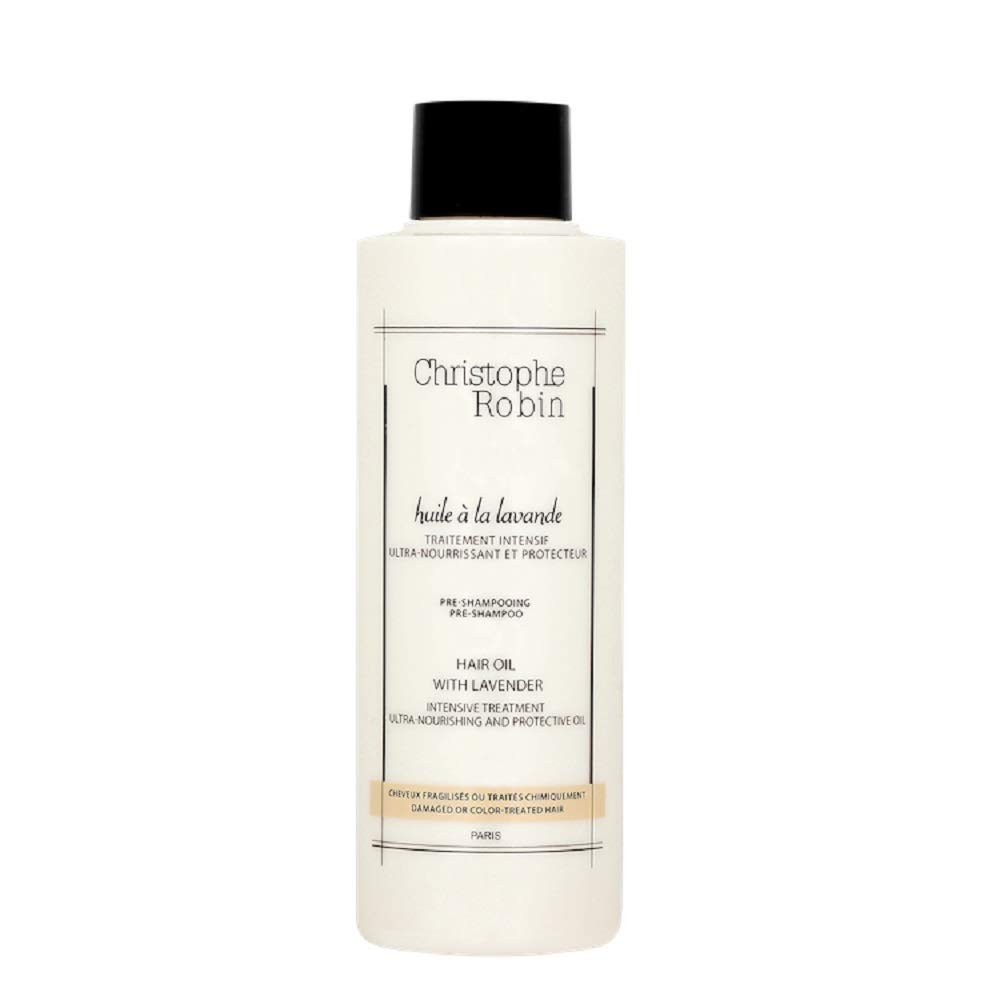 Christophe Robin Hair Oil With Lavender - 150 ml by Christophe Robin
