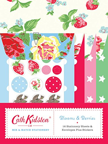 - Blooms & Berries Mix and Match Stationery