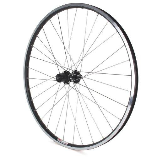 Sta Tru Black Shimano Deore M590 8-9-10 Speed Cassette Hub Rear Wheel (26X1.5-Inch) - Aero Rear Wheel