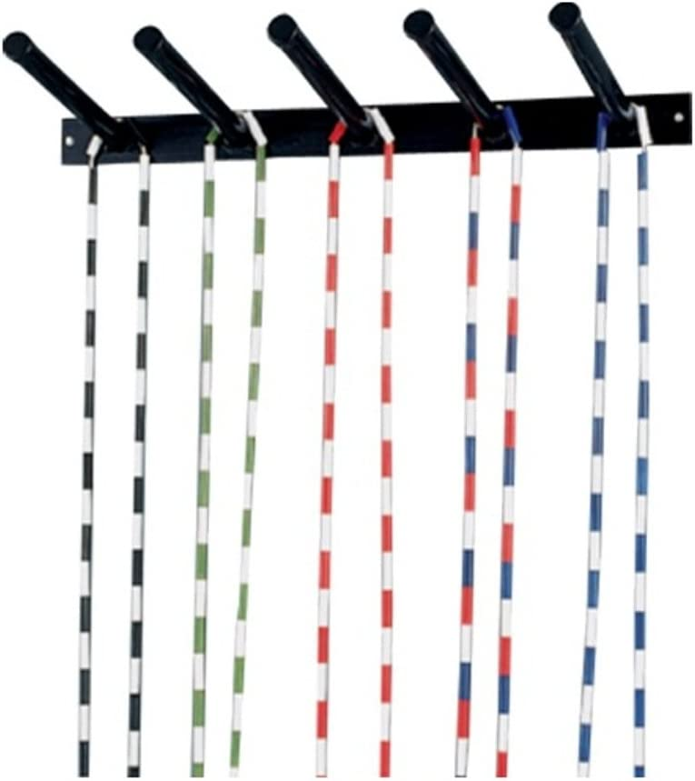 SSG/BSN Wall Mounted Jump Rope Rack : Resistance Band Rack : Sports & Outdoors