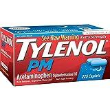 Tylenol PM Caplets - 225 ct. bottle