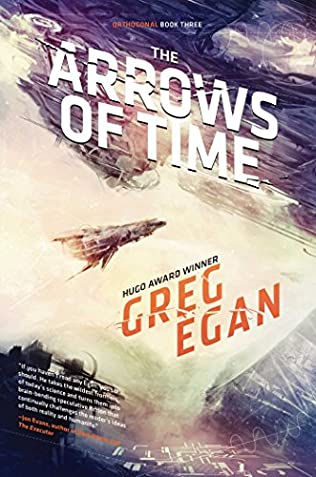 book cover of The Arrows of Time