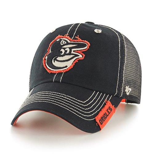 MLB Baltimore Orioles Turner Clean Up Adjustable Hat, One Si