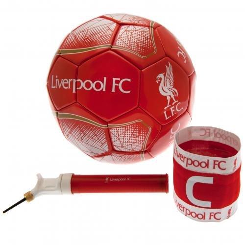 Liverpool FC. Captains Set