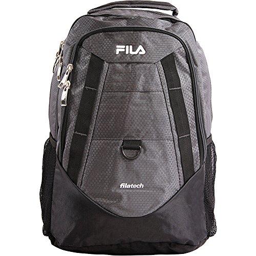 Fila Spike Laptop Backpack, GREY/BLACK, One Size]()
