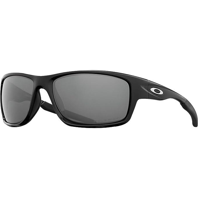Oakley CANTIMPLORA negro pulido Iridium Gafas de sol polarizadas Negro