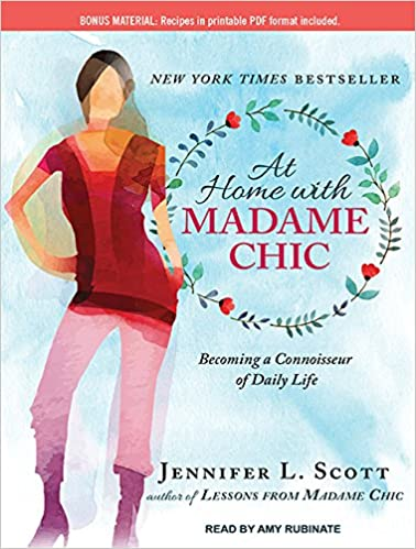 At home with madame chic goodreads giveaways