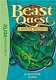 Beast Quest - L'armure magique, Tome 9 : Le monstre marin