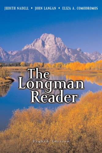 The Longman Reader, 8th Edition