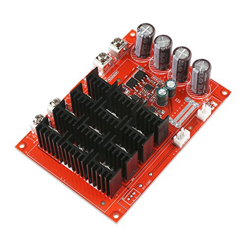 Dc 10-50v 60a Motor Speed Control Pwm Hho Rc Controller 12v 24v 48v 3000w Max Electrical Equipments & Supplies