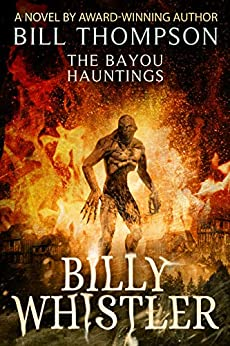 Billy Whistler Bayou Hauntings Book ebook product image