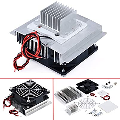 DC 12 V Metal Semiconductor Cooler DIY Kit Para Refrigeración ...