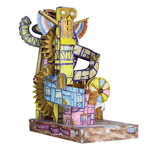Magnificant Marble Machine - Marble Run, Maze, Marbles