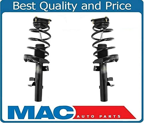 (Front Left & Right Complete Struts Fits For Ford Focus SE S & Titanium Models 12-16)