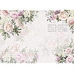 LIWALLPAPER-Carta-Da-Parati-3D-Fotomurali-Strisce-Di-Rose-Vintage-Camera-da-Letto-Decorazione-da-Muro-XXL-Poster-Design-Carta-per-pareti-200cmx140cm