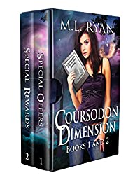 Coursodon Dimension  by M.L. Ryan ebook deal