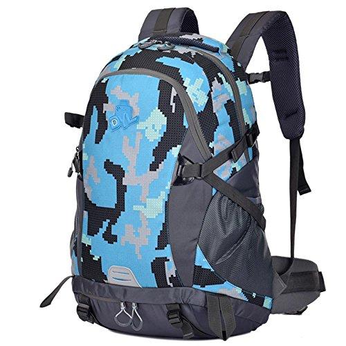 BUSL computer di bordo spalle all'aperto uomini e donne alla moda di alpinismo borsa da viaggio zaino grande capacità