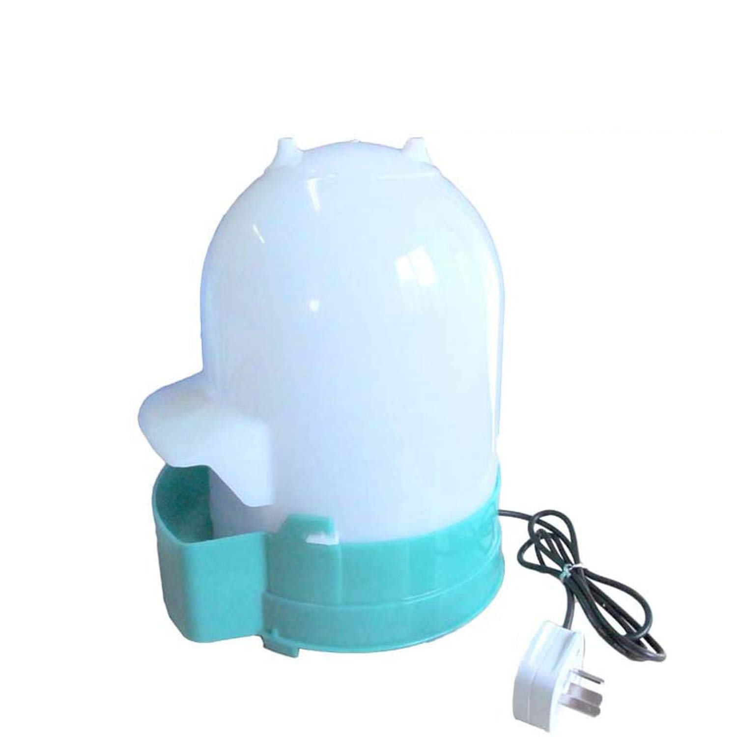 Jim-Hugh Bird Feeding Pigeon Automatic Drinking Water Anti Icing Water Dispenser Heating Kettle Dispenser