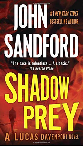 Books : Shadow Prey (A Prey Novel)