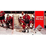 Gordie Howe, Floyd Smith, Jacques Laperriere, Charlie Hodge, Terry Harper Hockey Card 1994 Parkhurst Tall Boys 64-65 #161 Gordie Howe, Floyd Smith, Jacques Laperriere, Charlie Hodge, Terry Harper