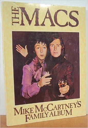 The Macs: Mike McCartney's family album: Mike McCartney