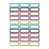 Ashley ASH10077BN Die Cut Magnets, Color Chevrons, 30 Each/Pack, 3 Packs/CT
