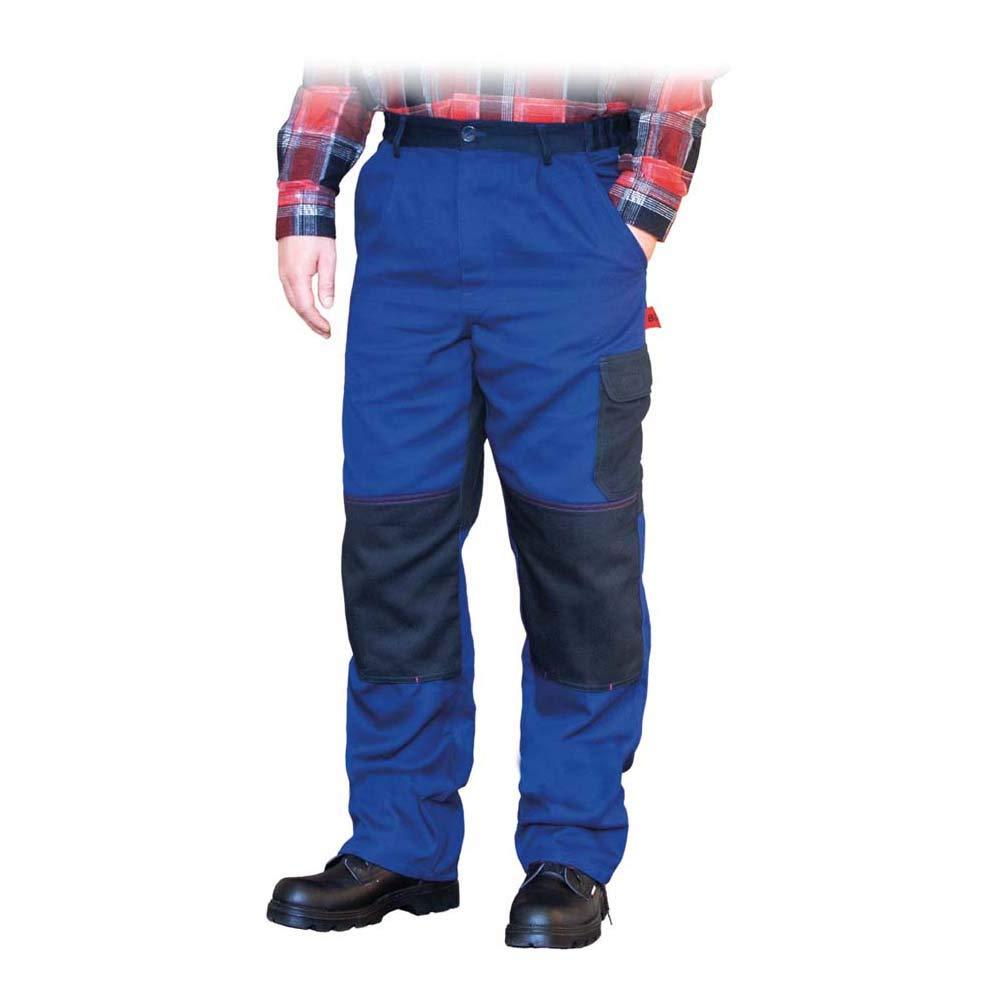 58.0 Pantalones De Trabajo Multifunci/ón Pantalones 100/% Algod/ón 270g Calidad gris