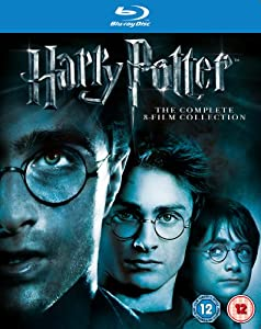 Harry Potter: The Complete 8-Film Collection [Blu-ray] from Imports