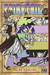 "Afficher ""Fairy Tail n° 39"""