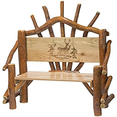 Fergie Bench In Natural Finish 734142