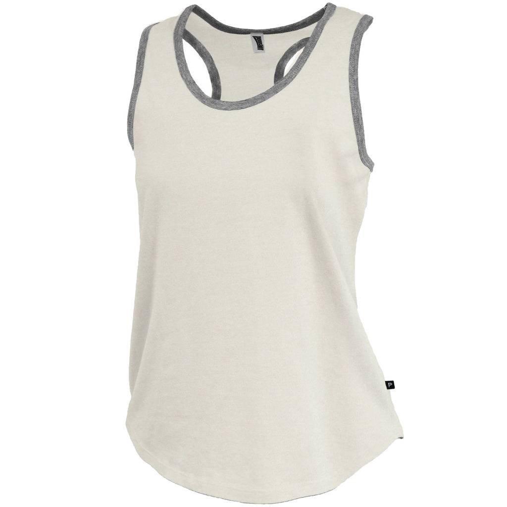 6730479d821393 Amazon.com  Trenz Shirt Company Custom Monogrammed Women s Racerback Tank  Top  Clothing