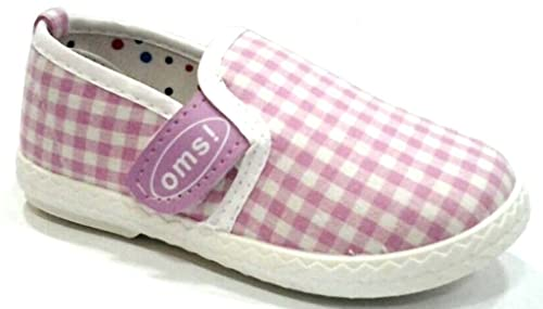 original marines - Zapatillas de Estar por casa para niña Rosa Rosa 27 Rosa Size: 23: Amazon.es: Zapatos y complementos