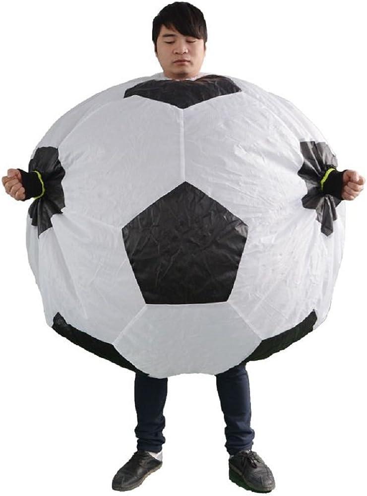 yunzhenbusiness - Disfraz Hinchable de Pelotas de Fútbol para ...