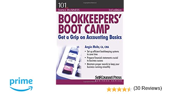 Workbook finding percent worksheets : Amazon.com: Bookkeepers' Boot Camp: Get a Grip on Accounting ...
