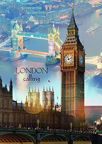 Trefl London at Dawn Puzzle (1000 Piece)